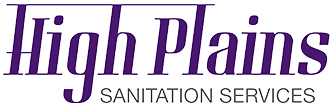 high plains sanitation service logo